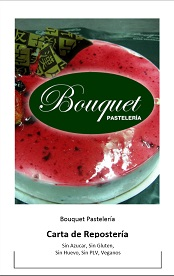 Catálogo Bouquet Pasteleria Alergicos