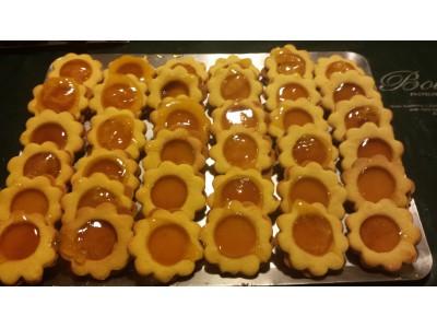 Pastas de Sablé sin Gluten 1/2 Kilo