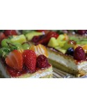 Tarta de Frutas y/o Fresas sin Gluten