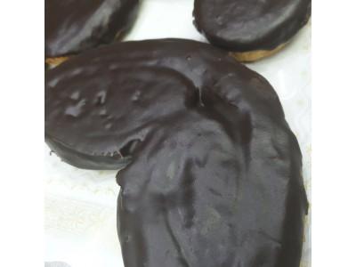 Palmera de Chocolate sin Gluten